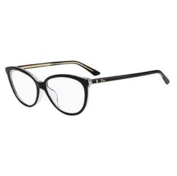 Christian Dior Montaigne-33F Eyeglasses
