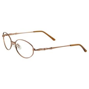 28555746482 Easyclip EC179 W Magnetic clip on Eyeglasses