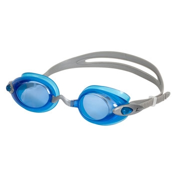 Hilco Leader Sports Edge Complete Swim Goggle with Minus Lens Power Eyeglasses