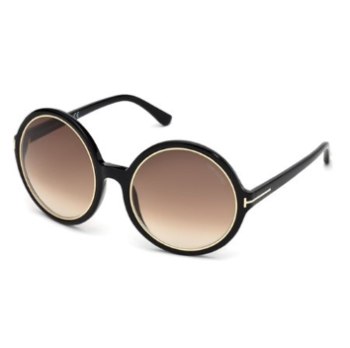 Tom Ford FT0268 CARRIE Sunglasses