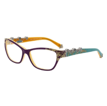 Coco Song FUNKY BLUE Eyeglasses
