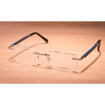 Gold & Wood Alto 02.01 Eyeglasses
