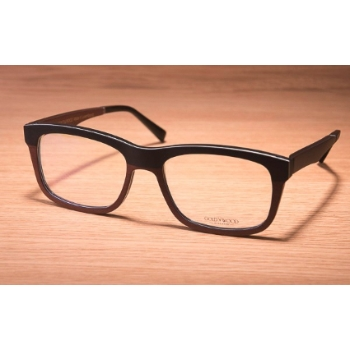 Gold & Wood Madison Eyeglasses