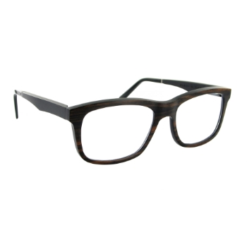 Gold & Wood B16.5 Eyeglasses