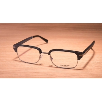 Gold & Wood Hampton Eyeglasses