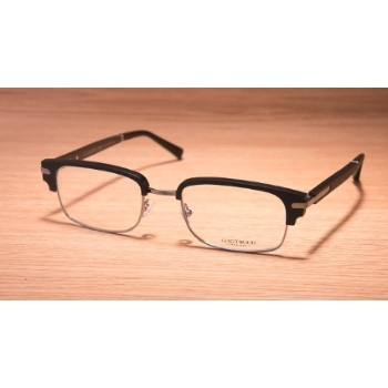 Gold & Wood Norton Eyeglasses