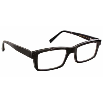 Gold & Wood Aliot Eyeglasses