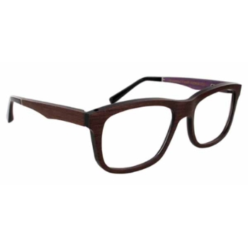 Gold & Wood B16.7 Eyeglasses