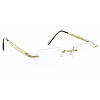 Gold & Wood KA10.D.11.6.CB24 Eyeglasses