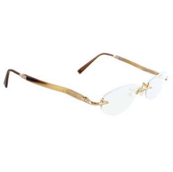 Gold & Wood KR01.D.10.6.CB6 Eyeglasses
