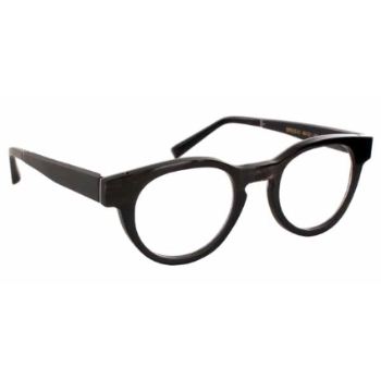 Gold & Wood Sirius Eyeglasses