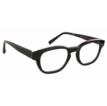 Gold & Wood Sirrah Eyeglasses