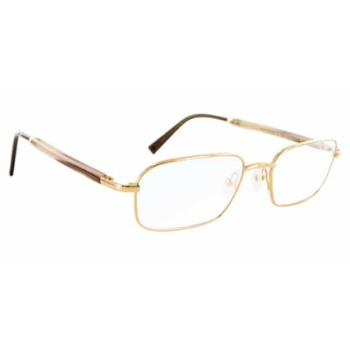 Gold & Wood W303.6.CB4 Eyeglasses