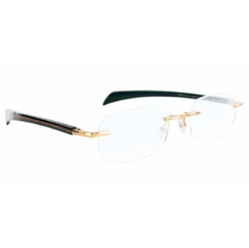 Gold & Wood W3MA05.18.6.CMB32 Eyeglasses
