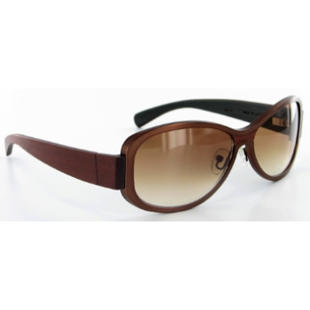 Gold & Wood H14 Sunglasses