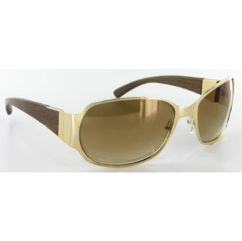 Gold & Wood H16 Sunglasses