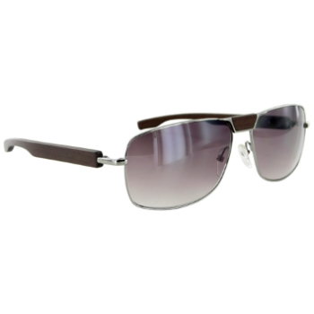 Gold & Wood H22 Sunglasses