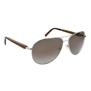 Gold & Wood H26 Sunglasses