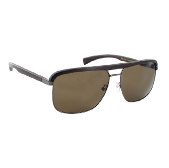 Gold & Wood H31 Sunglasses