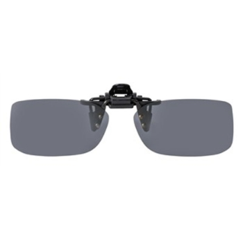 Hilco Flip-Up Narrow Rectangle Sunglasses