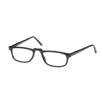 Hilco Readers VR101 Black Half-Eye Reader Readers