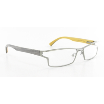 Gold & Wood I03.9 Eyeglasses