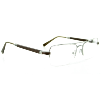 Gold & Wood I18.5 Eyeglasses
