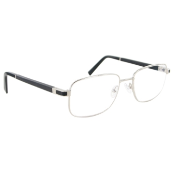 Gold & Wood I27.16 Eyeglasses