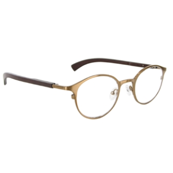 Gold & Wood I30.2 Eyeglasses