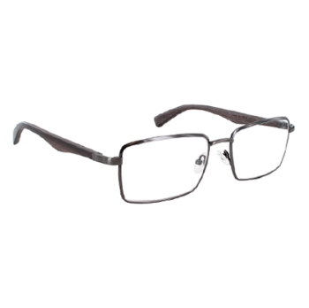 Gold & Wood I34.2 Eyeglasses