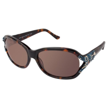 Jimmy Crystal New York JCS680 Sunglasses