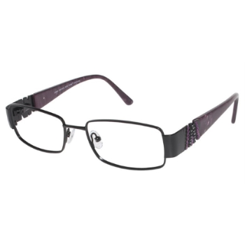 Jimmy Crystal New York Couture Eyeglasses