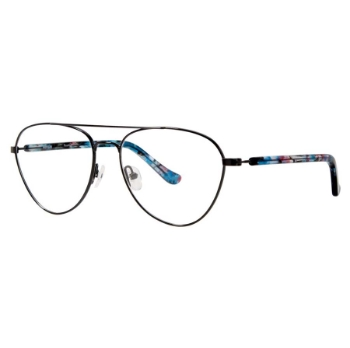 c9b38423b3a5 Kensie Eyewear Full Rim Custom Clip-On Eligible Eyeglasses