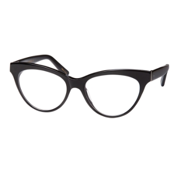 Kirby Cross Cat Eyeglasses