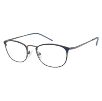 London Fog Adam Eyeglasses