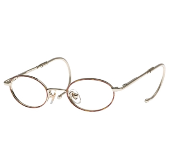 Masterpiece Sandy w/Cable temples Eyeglasses