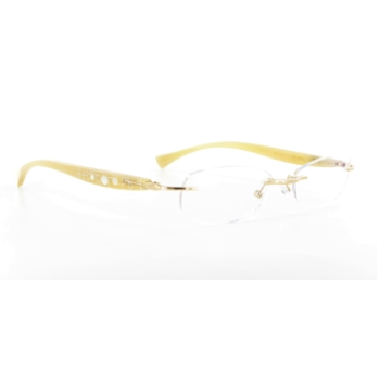 Gold & Wood N03.6.CBN40 Eyeglasses