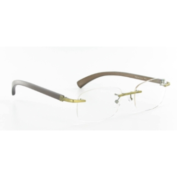 Gold & Wood P03.2 Eyeglasses