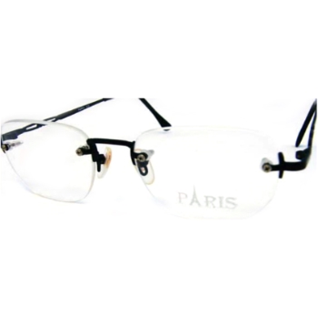 Paris Paris 3 Piece Rimless 223 Eyeglasses