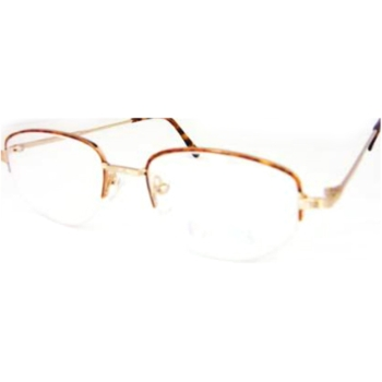 Paris Paris Nylon Rimless 221 Eyeglasses