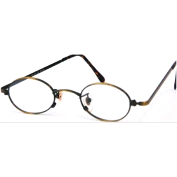 Paris Paris Stainless Steel 228 Eyeglasses