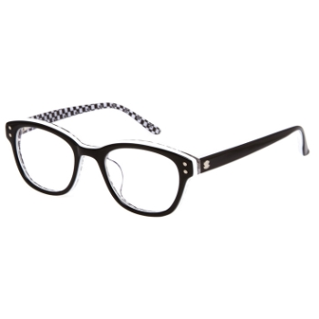 Paul Frank Rx 124 Four Eyed Frenzy Eyeglasses