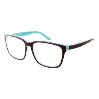 Paul Frank Rx 108 Canny Counterpart Eyeglasses