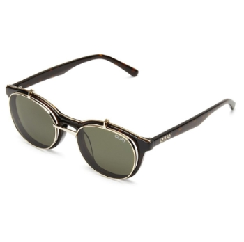 Quay Australia Penny Royal - Clip-On Sunglasses