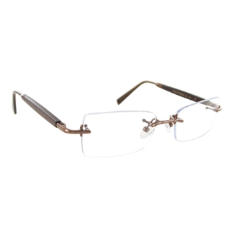 Gold & Wood R33.28.114 Eyeglasses