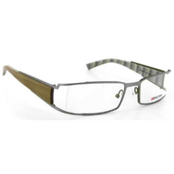 Evolution Art RE013 (Wood Temples) Eyeglasses