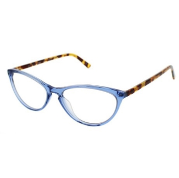 Red Raven Castle Peak Eyeglasses