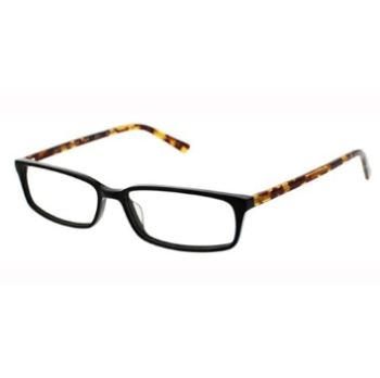 Red Raven Split Peak Eyeglasses