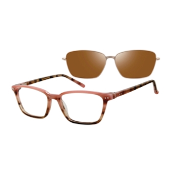 Revolution w/Magnetic Clip Ons Bisbee w/Magnetic Clip-on Eyeglasses