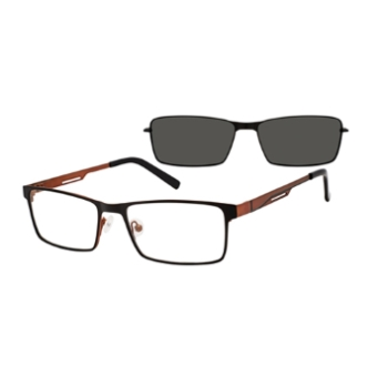 Revolution w/Magnetic Clip Ons Jonesboro w/Magnetic Clip-on Eyeglasses